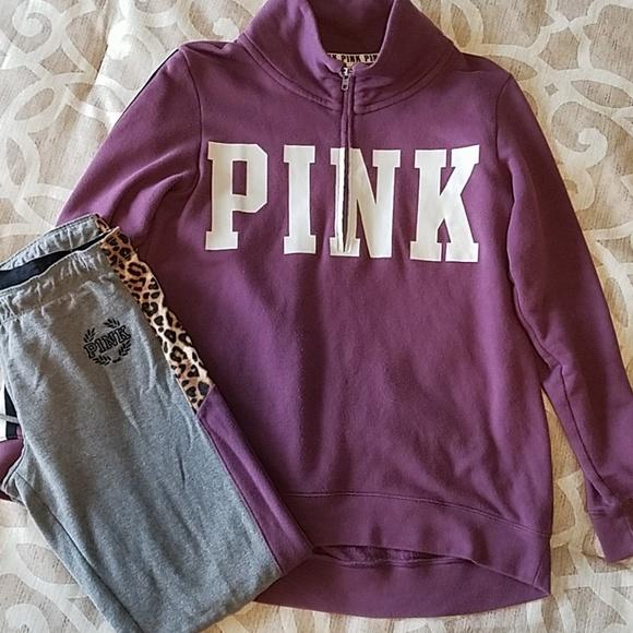 Victoria s Secret PINK matching set. M 5c38d5e1194daddc0cb0f2b8 5550f1ba7